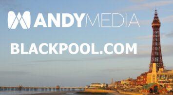 Andy Media acquire BLACKPOOL.COM